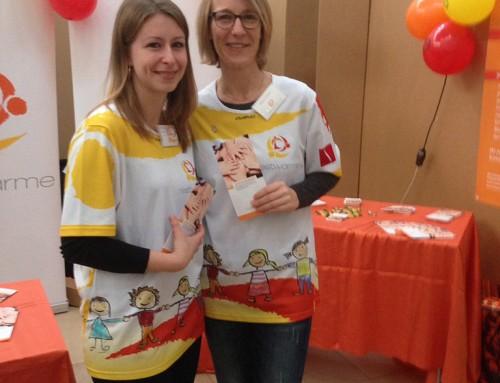 EHRENAMT: Im direkten Kontakt – nestwärme Hamburg auf der Freiwilligenmesse Aktivoli