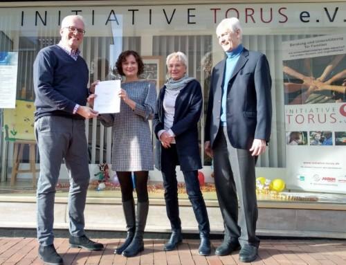 Ja-Wort gegeben ! Kooperation zwischen Initiative TORUS e.V. und nestwärme Deutschland e.V. – Nest Bonn