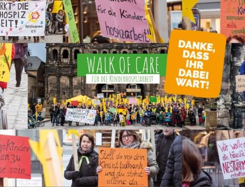 Walk of Care – Danke!