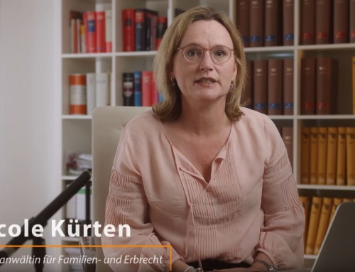 Rechtsanwältin Nicole Kürten für nestwärme e.V. – Behindertentestamente