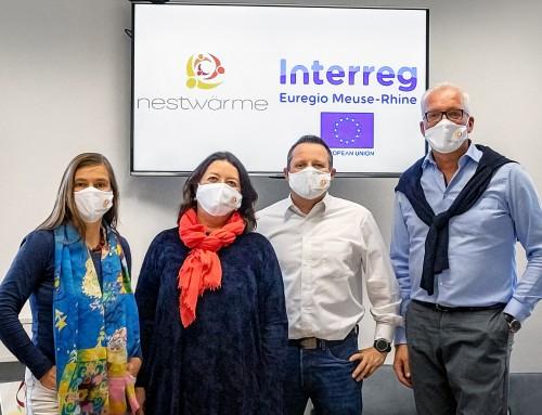 Resilienz Kompetenz von nestwärme im INTERREG Projekt 2020/2021